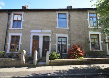 Thumbnail 2 bed terraced house for sale in Woodville Terrace, Darwen