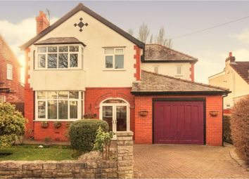 Thumbnail 4 bed detached house for sale in Liverpool Road North, Liverpool