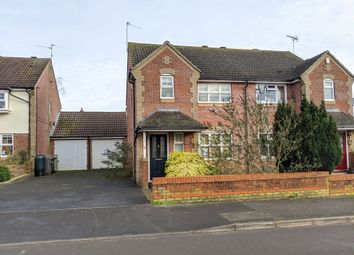 Thumbnail 3 bedroom semi-detached house for sale in Imber Road, Shaftesbury