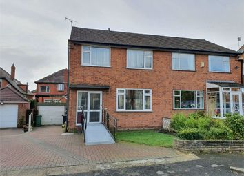 3 bed semi-detached house for sale in Orford Road, Prestwich, Manchester M25