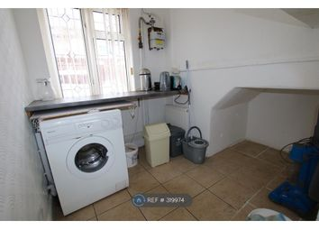 Thumbnail 3 bed terraced house to rent in Cheshire View, Brymbo, Wrexham
