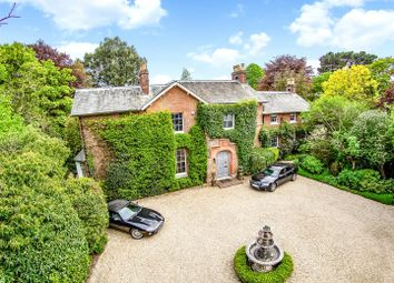 Thumbnail 6 bed detached house for sale in Ramley Road, Lymington, Hampshire