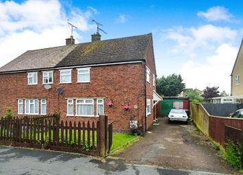Thumbnail 3 bed semi-detached house for sale in Jubilee Road, Broughton Astley, Leicester, Leicestershire