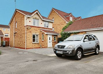 Thumbnail 3 bedroom detached house for sale in Farthing Drive, Kingswood, Hull