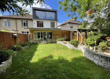 Thumbnail 4 bed semi-detached house for sale in Cottrell Road, Eastville, Bristol