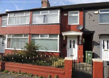 Thumbnail 2 bed terraced house for sale in Cypress Road, Droylsden, Manchester