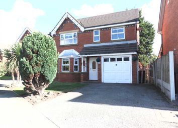 Thumbnail 4 bed detached house for sale in Partridge Road, Kirkby, Liverpool