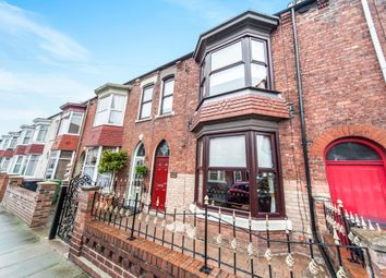 Thumbnail 3 bed terraced house for sale in Arncliffe Gardens, Hartlepool