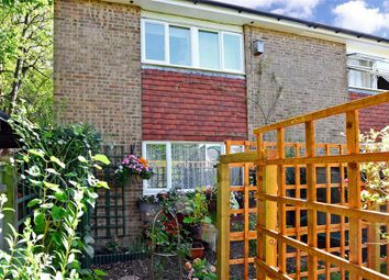 Thumbnail 3 bed semi-detached house for sale in Campbell Close, Uckfield, East Sussex