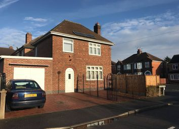 Thumbnail 1 bed flat to rent in Charnwood Avenue, Littleover, Derby