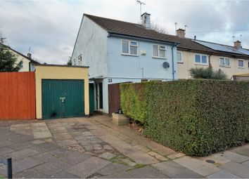 Thumbnail 3 bed end terrace house for sale in Jersey Road, Leicester