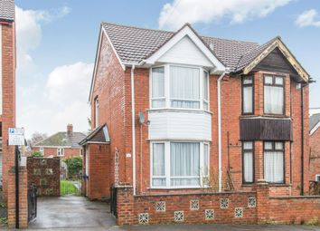 Thumbnail 3 bedroom semi-detached house for sale in Kitchener Road, Southampton