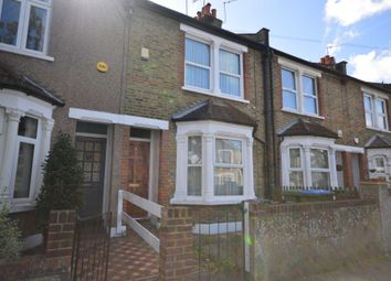 Thumbnail 2 bed terraced house to rent in Federation Road, London