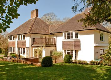 Thumbnail 5 bedroom detached house for sale in Blackbush Road, Milford On Sea, Lymington