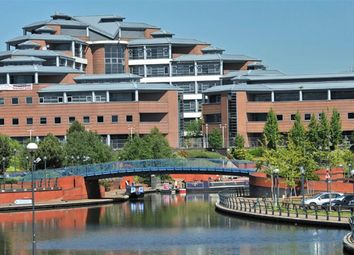 Thumbnail 1 bed flat to rent in Furnished, Landmark, Waterfront West, Brierley Hill