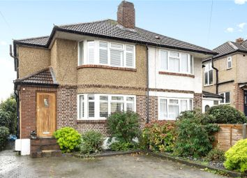 Thumbnail 3 bed semi-detached house for sale in Beechcroft Avenue, Croxley Green, Rickmansworth, Hertfordshire