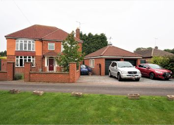 Thumbnail 4 bed detached house for sale in Barbers Drove North, Peterborough