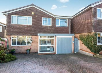 Thumbnail 5 bed detached house for sale in Paget Close, Bromsgrove