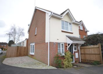 Thumbnail 2 bedroom semi-detached house for sale in Crosby Way, Farnham, Surrey