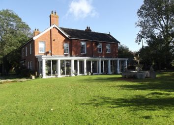 Thumbnail 7 bed country house for sale in Thurlby, Alford, Lincolnshire
