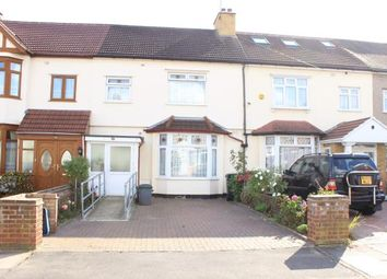 Thumbnail 3 bed terraced house for sale in Cranley Drive, Ilford