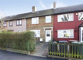Thumbnail 3 bed terraced house for sale in Billet Road, Walthamstow, London