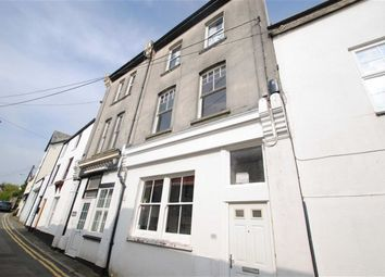 Thumbnail 1 bed flat for sale in Market Street, Stratton, Bude