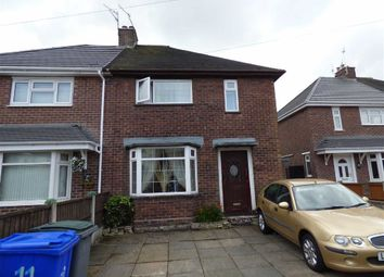 Thumbnail 3 bed semi-detached house for sale in Almond Grove, Blurton, Stoke-On-Trent