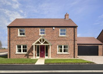 Thumbnail 4 bed detached house for sale in Plot 15 Farefield Close, Dalton, Thirsk