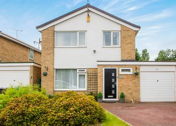 Thumbnail 3 bedroom detached house for sale in Cheviot Road, Long Eaton, Nottingham