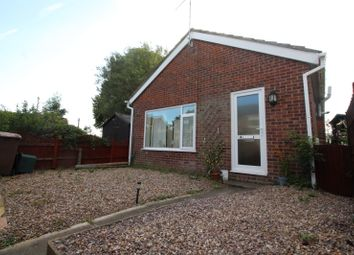 Thumbnail 2 bed bungalow for sale in Appletree Road, Hatton, Derby, Derbyshire