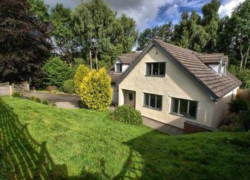 Thumbnail 4 bed detached house for sale in Llansannan, Denbigh