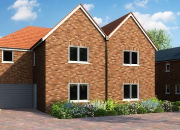 Thumbnail 3 bed semi-detached house for sale in Station Road, Middle Littleton, Evesham