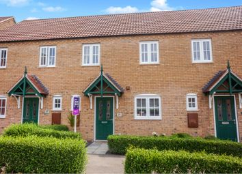 Thumbnail 3 bed terraced house for sale in Hancock Drive, Bardney, Lincoln