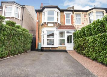 Thumbnail 3 bed end terrace house for sale in Courtland Avenue, Ilford