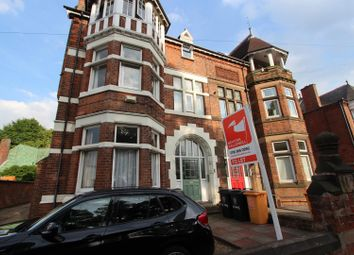 Thumbnail 2 bed flat to rent in Victoria Park Road, Leicester