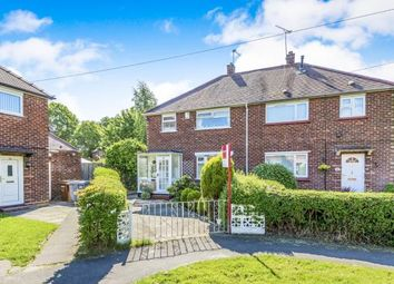Thumbnail 3 bed semi-detached house for sale in Gawsworth Avenue, Crewe, Cheshire