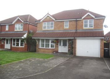 Thumbnail 4 bedroom detached house for sale in Langley Drive, Crewe