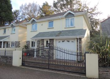 Thumbnail 4 bed detached house for sale in Red Lane, Bugle, St. Austell