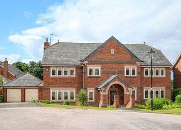 Thumbnail 5 bed detached house for sale in High Warren Close, Appleton, Warrington