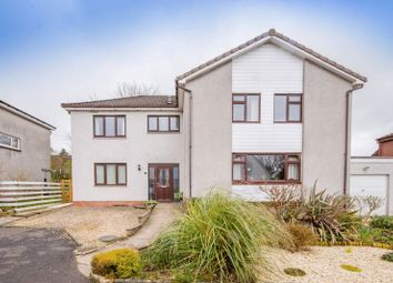 Thumbnail 6 bed detached house for sale in Upper Kinneddar, Saline, Dunfermline