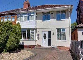 Thumbnail 4 bed semi-detached house for sale in Marina Road, Formby, Liverpool