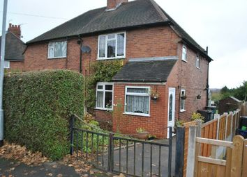 Thumbnail 3 bed semi-detached house to rent in St. Andrews Drive, Newcastle-Under-Lyme