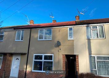 3 bed terraced house to rent in Thackeray Street, Sinfin, Derby DE24