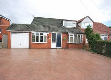 Thumbnail 3 bed property for sale in Harbourne Avenue, Walkden, Manchester