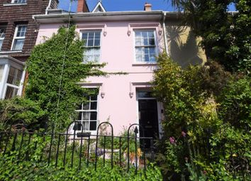 Thumbnail 3 bed terraced house for sale in 35 Merlins Hill, Haverfordwest, Pembrokeshire