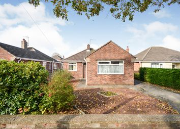 Thumbnail 2 bed bungalow for sale in Grange Crescent, Lincoln, Lincolnshire
