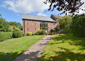 Thumbnail 4 bed semi-detached house for sale in Lea, Ross-On-Wye