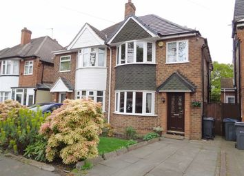 Thumbnail 3 bed property for sale in Arran Road, Hodge Hill, Birmingham