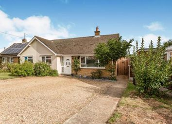 3 bed bungalow for sale in Bacton, Stowmarket, Suffolk IP14